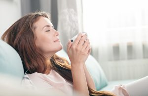 冷え症の改善の画像