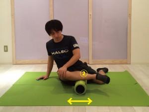 腓骨筋筋膜リリース3