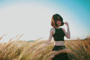 ガリガリな女性が綺麗に太るための食事と筋トレの方法